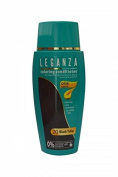 Saving Pack 2 x Leganza Colouring Conditioner Colour 20 Black Tulip with 7 natural oils ammonia and Paraben Free