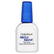 Sally Hansen Mega Shine Top Coat, 12.7 ml