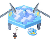 Penguin Trap HOWATE Puzzle Table Game Icebreaking Game Save the Penguin Kids Early Education Family Game
