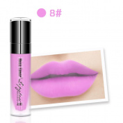 RNTOP Waterproof Long Lasting Lip Liquid Pencil Shiny Lipstick Beauty Makeup Lip Gloss