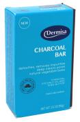 Dermisa Charcoal Bar 3 Ounce