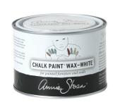 CHALK PAINT (R) Wax - White (500mL) - Annie Sloan