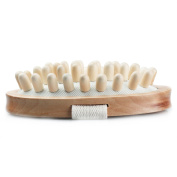 GAINWELL Cellulite Remover Massage Brush with Wooden Nubs
