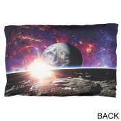 Explore The Infinity Of Space Pillow Case Multi Standard One Size