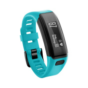 Outsta For Garmin Vivosmart HR New Replacement Soft Silicone Bracelet Strap WristBand Mint Green