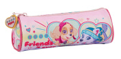 Paw Patrol Skye Friends – Round Flat Pencil Case