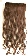 JM Fashion Supply 5Clips 60 cm Long Wave Hair Extension Hitzf Aser