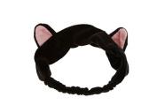 GONO Cute Cat Ear Make-up Face Washing Spa Shower Mask Hairband Makeup Cosmetic Headband