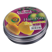 KAYI Lemon Scented Hair Styling Wax, Crystal long Lasting Hair Putty For Men