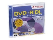 Verbatim Double Layer DVD+R Single Disc