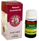 CLARY SAGE OIL 100% NATURAL PURE UNDILUTED UNCUT ESSENTIAL OIL 10 ML