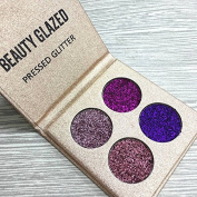 Glitter Eyeshadow Palette Cosmetic Makeup Shimmer Pigment Loose Powder Beauty maquiagem Nude Eye Shadow Pallete #1