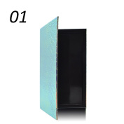 Lovely House Empty Magnetic Palette Holder Box for Eyeshadow Blush Powder Makeup Pans