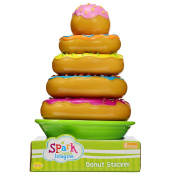 Spark Create Imagine Donut Stacker, 6 Count