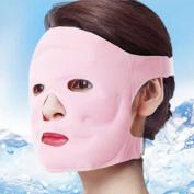 Ec Women Fashion Slim Face Lift Massage Machine Massage Face Mask Face Mask