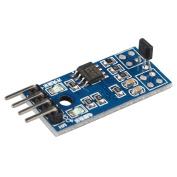 HALJIA Hall Sensor Motor Speed Module 3144E Single Open Circuit Magnetic Field Measurement For Arduino
