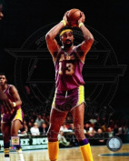 Wilt Chamberlain Los Angeles Lakers NBA Action Photo 8x10 #2