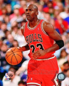 Michael Jordan Chicago Bulls 1992-1993 NBA Action Photo 8x10