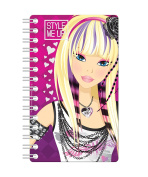 Style Me Up! Note Pad Counter Display 1416-1417-1418 Kids Art Craft
