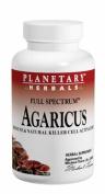 Planetary Herbals Agaricus Full Spectrum 500mg, Immune & Natural Killer Cell Activator, 30 Capsules