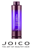 Joico Colour Balance PURPLE Shampoo - 33.8 oz / 1000ml Large Litre Size (with Sleek Steel Pin Tail Comb)
