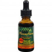Neem Aura Certified Organic Triple Strength Neem Leaf Extract 1 to 5 - 30ml
