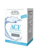 Buried Treasure ACF Fast Relief Immune Support Recovery Nutripacs 15 25ml