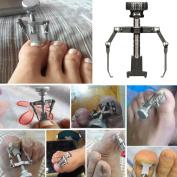 Vanvler Professional Ingrown Toe Nail Correction Tool Pedicure Toenail Fixer Foot Nail Care