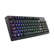 Cooler Master MASTERKEYS PRO M Mechanical Keyboard (CHERRY MX BLUE SWITCH)  with intelligent RGB LED