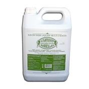 Le Savonnier Marseillais Unscented Black Liquid Soap 100% Natural - 5L