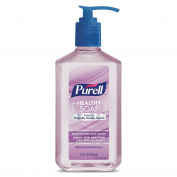 Purell 9703-06-EC Health Soap Fresh Botanicals, 350ml Pump Bottle