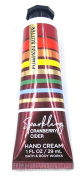 Bath & Body Works Shea Butter Hand Cream Sparkling Cranberry Cider