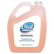 DIA99795 - Antimicrobial Foaming Hand Soap, Refill, 3.8l