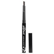 Single Head Rotary Pencil Automatic Waterproof Long Lasting Makeup Eyebrow Pen - LIGHT BROWN - by Generic