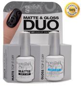 Gelish Top It off Duo Matte