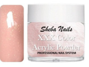SHEBA NAILS XXX Nude Acrylic Powder - 30ml - Sexy