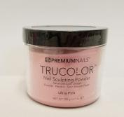 Premium Nail - Solar Acrylic Nails Powder-110ml (Made in Usa) - Ultra Pink