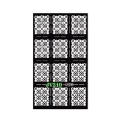 Ownsig 1 Sheet White Hollow Nail Art Sticker Template Fashion Design Cute Nail Art Decoration Sticker Tips JV210