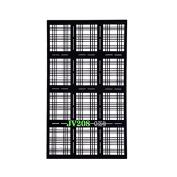 Ownsig 1 Sheet White Hollow Nail Art Sticker Template Fashion Design Cute Nail Art Decoration Sticker Tips JV208