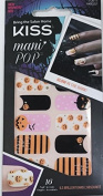 Kiss Mani Pop Nail Accents Halloween ~ Cobweb 70811