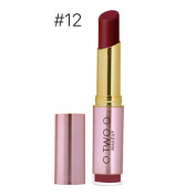 Exteren Ladies Smooth Matte Makeup Lip Gloss Long Lasting Natural Lipstick Beauty Makeup Cosmetic