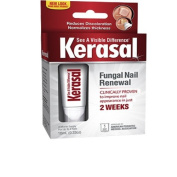 Kerasal Kerasal Nail Fungal Nail Renewal Treatment 10ml (2 Pack), 2 Count