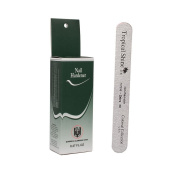 Quimica Alemana Nail Hardener Treatment 15ml with Tropical Shine File