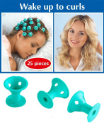 Soft Curlers - 25 Pieces