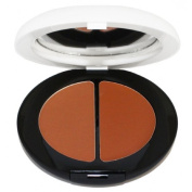 CK ONE Cream + Powder Bronzer Duo - Deeply Bronzed 400