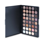 CAN_Deal 40 Colours Cosmetic Powder Eyeshadow Palette Makeup Set