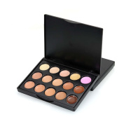 CAN_Deal 15 Pigmented Concealers - Colour Correcting Makeup Concealer Palette