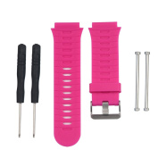 Outsta for Garmin Forerunner FR 920xt GPS Soft Silicone Replacement Wrist Watch Band hot PINK