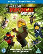 The Lego Ninjago Movie [Regions 1,2,3] [Blu-ray]