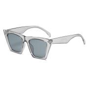 KaiCran Women Sunglasses Fashion Cat Eye Shades Sunglasses Integrated UV Candy Coloured Glass
